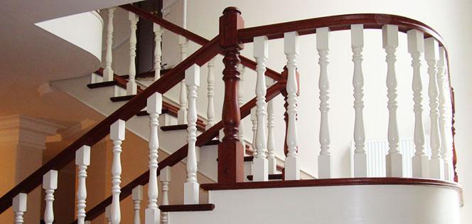Каталог проектов лестниц